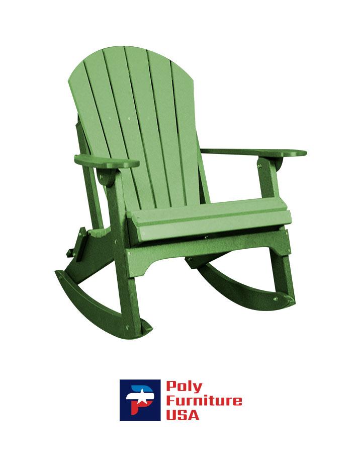 Adirondack Rocking Chair Poly Furniture Usa Wholesale